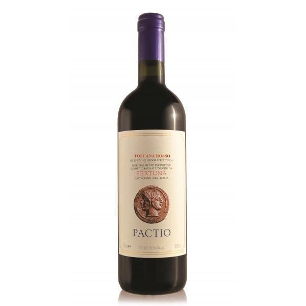 Tenuta Fertuna - Pactio - I.G.T. - Red - Maremma Toscana