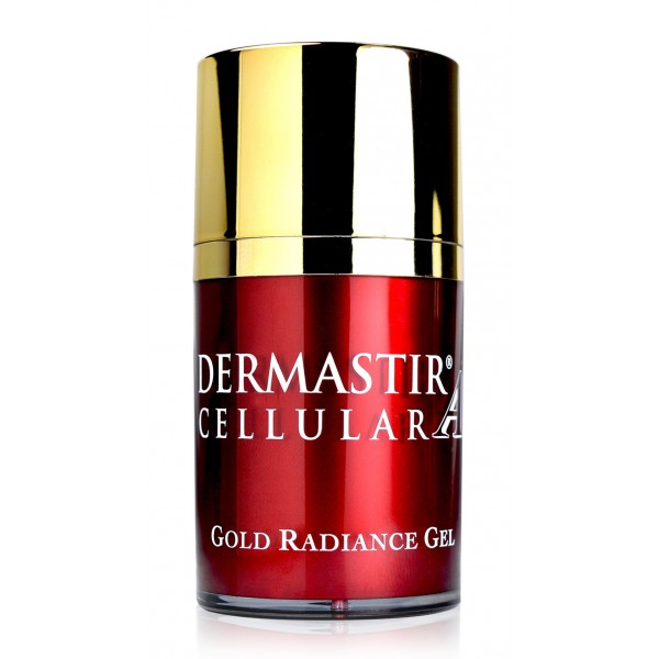Dermastir Luxury Skincare - Dermastir Cellular Gold Radiance Gel - Gold Gel - Dermastir Cellular