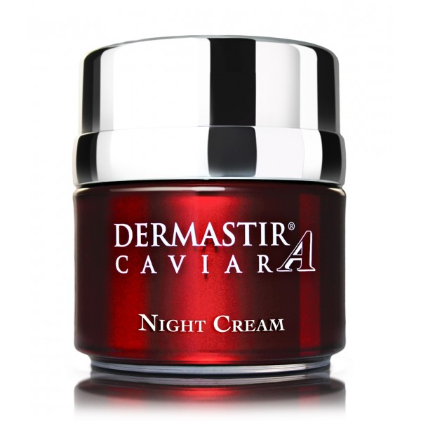 Dermastir Luxury Skincare - Dermastir Crema Notte - Crema - Dermastir Caviar