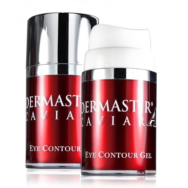 Dermastir Luxury Skincare - Dermastir Eye Contour - Gel - Dermastir Caviar