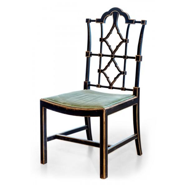 Porte Italia Interiors - Chair - Faenza Chair