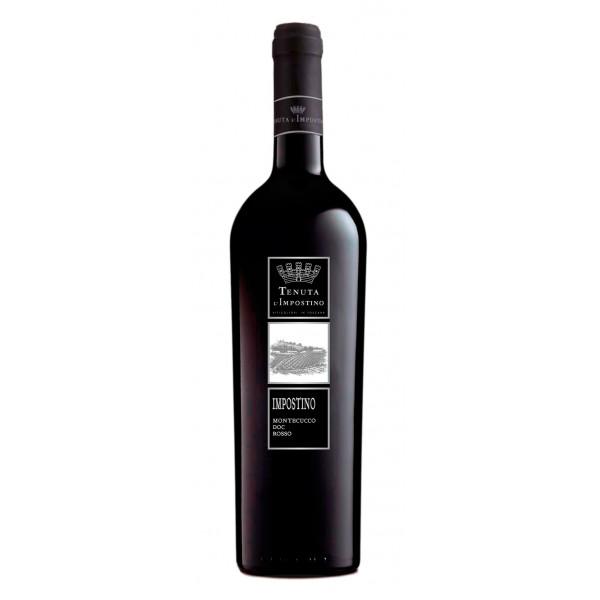 Tenuta l'Impostino - 6 bt Impostino - Montecucco Rosso D.O.C.