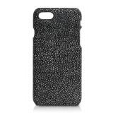 Ammoment - Razza in Nero - Cover in Pelle - iPhone 8 / 7