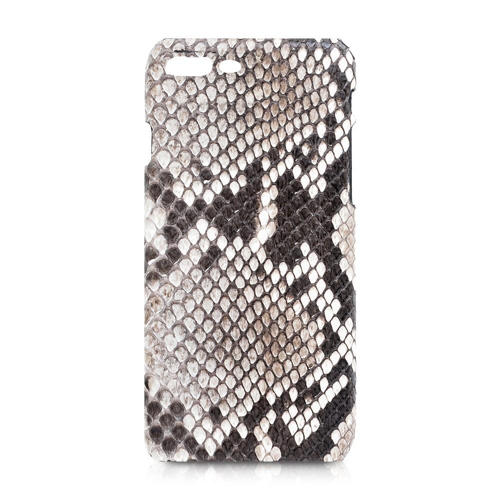 Ammoment - Pitone in Roccia - Cover in Pelle - iPhone 8 Plus / 7 Plus