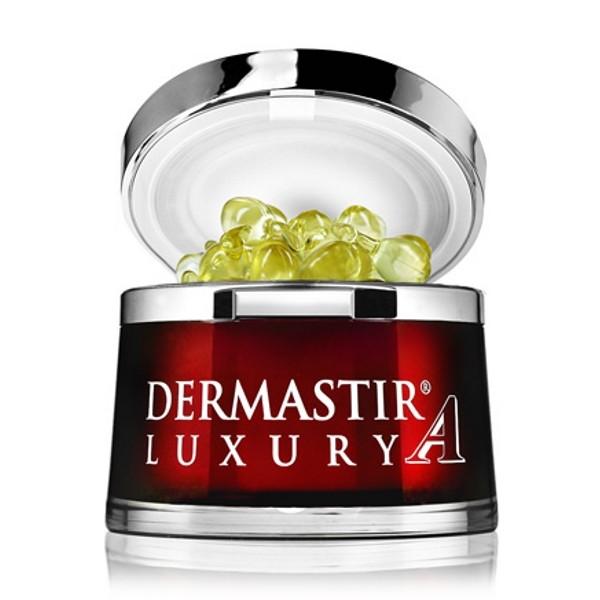 Dermastir Luxury Skincare - Retinol + Squalene - Dermastir Twisters - Dermastir Luxury