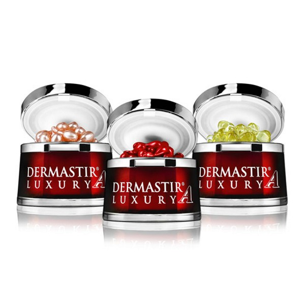 Dermastir Luxury Skincare - Trio Pack - Dermastir Twisters - Dermastir Luxury