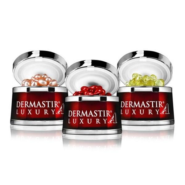 Dermastir Luxury Skincare - Trio Pack - Dermastir Twisters - Dermastir Luxury