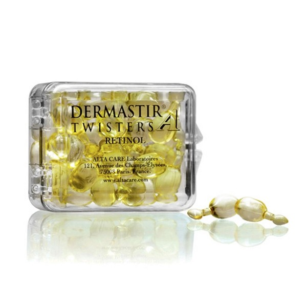 Dermastir Luxury Skincare - Retinolo + Squalene Refill - Dermastir Twisters - Dermastir Luxury