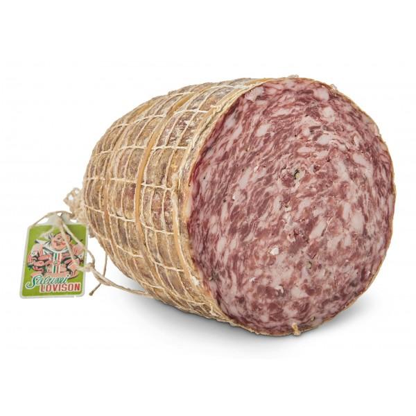 Salumificio Lovison - Sopressa Magnum Lovison - Artisan Cured Meat - Flagship of Salumificio Lovison - 3000 g