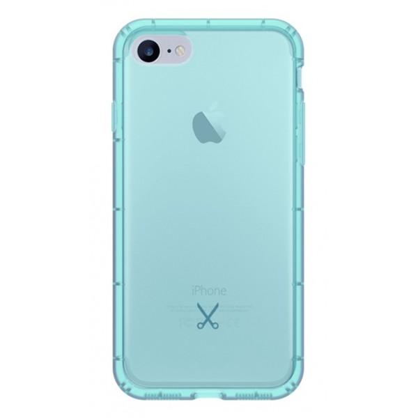 sale retailer edd12 51dc9 Philo - Shock Resistant Airshock Case for Apple - Airshock Cover - Light  Blue - iPhone 8 / 7