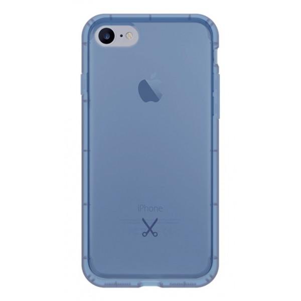 online retailer 78c7c f5645 Philo - Shock Resistant Airshock Case for Apple - Airshock Cover - Blue -  iPhone 8 / 7