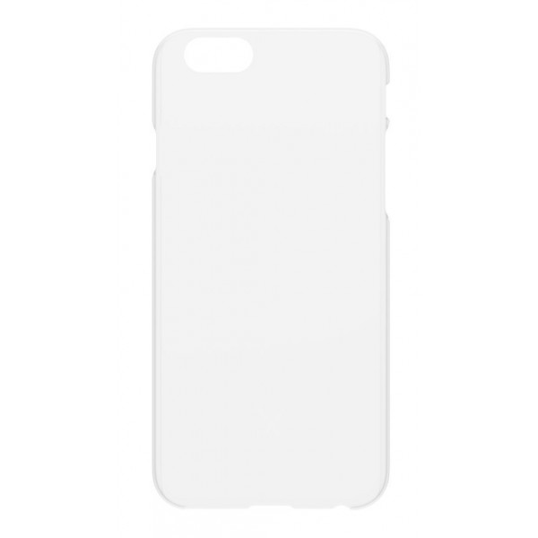Philo - Cover Ultra Slim - Cover PP Ultra Sottile e Super Leggera - Cover Effetto Traslucido - Bianco - iPhone 6/6s