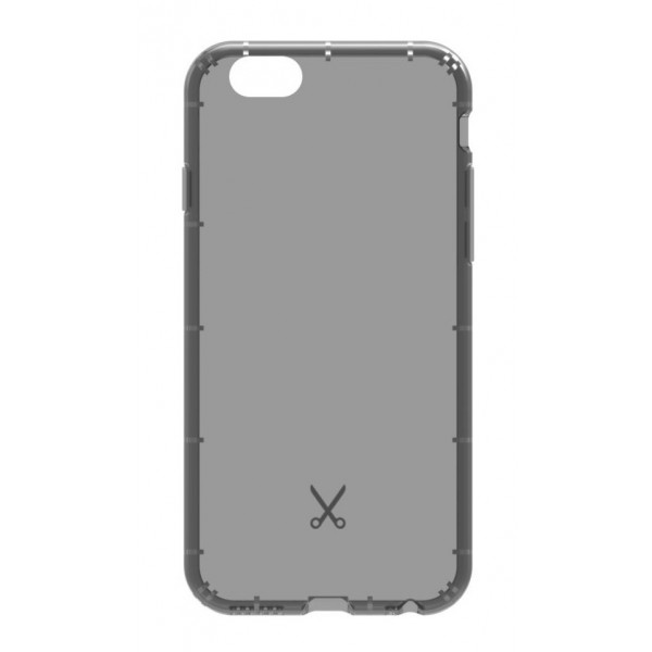 Philo - Shock Resistant Airshock Case for Apple - Airshock Cover - Black - iPhone 6/6s