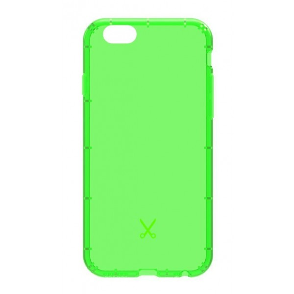 Philo - Cover Airshock Resistente agli Urti per Apple - Cover Airshock - Verde - iPhone 6/6s