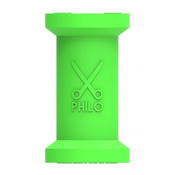 Philo - Spool Cable Organizer foro Apple and Any Device - Green - Cables