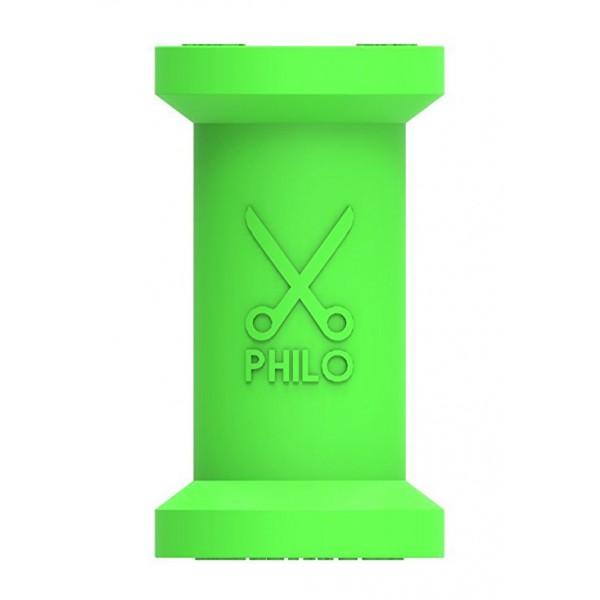 Philo - Spool Organizzatore per Cavi Apple e Ogni Dispositivo - Verde - Cavi
