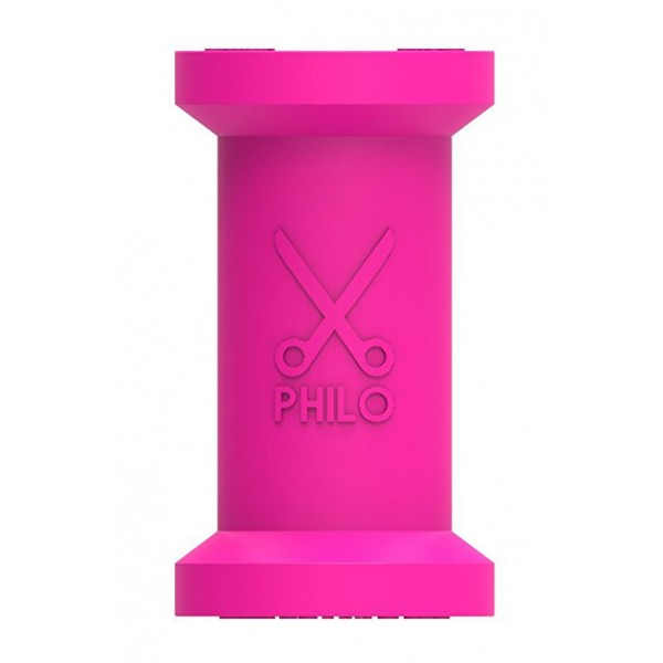 Philo - Spool Cable Organizer foro Apple and Any Device - Pink - Cables