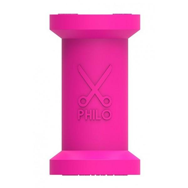 Philo - Spool Organizzatore per Cavi Apple e Ogni Dispositivo - Rosa - Cavi