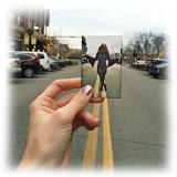 Polaroid - Polaroid ZIP Stampante Portatile w/ZINK Tecnologia Zero Ink Printing - Compatibile iOS e Dispositivi Android - Nero