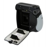 Polaroid - Polaroid PIC-300 Instant Film Camera - Digital Camera with Instant Printing Technology - Black