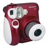 Polaroid - Polaroid PIC-300 Instant Film Camera - Fotocamera Digitale a Stampa Istantanea - Rosso