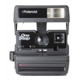 Impossible Polaroid - Impossible Polaroid 600 Camera One Step - Polaroid 600 Type Camera - Polaroid Impossible Fotocamera