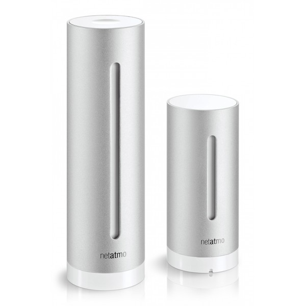 Netatmo - Weather Station Netatmo for Smartphones - Weather Station Smart Home - Weather Station