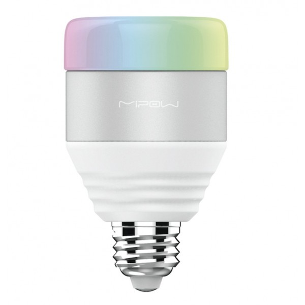 MiPow - PlayBulb Rainbow Lite - Color Led Light Bulb - White Color - Bulb Smart Home