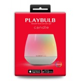 MiPow - PlayBulb Candle - Lampadina a Candela Smart Led a Colori Bluetooth - Lampadina Smart Home