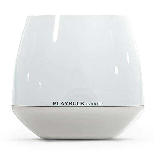 MiPow - PlayBulb Candle - Lampadina a Candela Smart Led a Colori Bluetooth - Lampadina Smart Home - Pacco Triplo