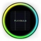 MiPow - PlayBulb Garden - Luce Solare a Led da Giardino Smart Led Bluetooth - Luce Solare a Led Smart Home