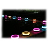 MiPow - PlayBulb Garden - Luce Solare a Led da Giardino Smart Led Bluetooth - Luce Solare a Led Smart Home - Pacco Triplo