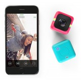 Polaroid - Polaroid Cube Lifestyle Action Camera - Full HD 1080p - Action Sports Camera - Videocamera d'Azione - Rossa