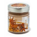 Bacco - Tipicità al Pistacchio - Le Cremose di Bacco - Cannella - Creme Spalmabili Artigianali - 190 g
