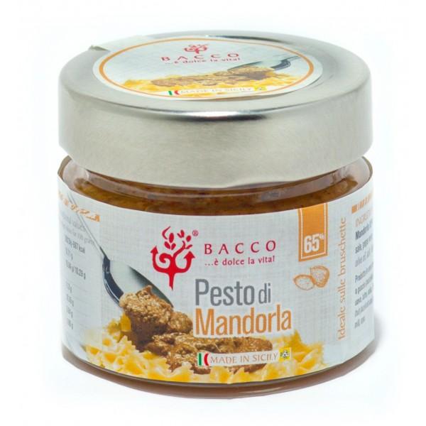 Bacco - Tipicità al Pistacchio - Almond Pesto - Artisan Pesto - 90 g