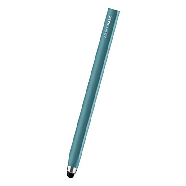 Adonit - Adonit Mark Stylus Pen for iPad/iPhone/Touchscreen - Teal - Touch Pen - Classic