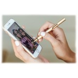 Adonit - Adonit Mini 3 Stylus di Precisione Fine Point per Dispositivi Touchscreen - Oro - Penna Touch - Classic