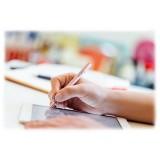 Adonit - Adonit Mini 3 Stylus di Precisione Fine Point per Dispositivi Touchscreen - Oro Rosa - Penna Touch - Classic