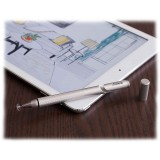 Adonit - Adonit Jot Pro Stylus di Precisione Fine Point Apple, Kindle, Samsung, Windows - Argento - Penna Touch - Classic