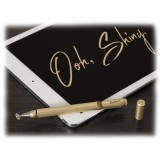 Adonit - Adonit Jot Pro Stylus di Precisione Fine Point Apple, Android, Kindle, Samsung, Windows - Oro - Penna Touch - Classic