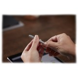 Adonit - Adonit Switch Ink 2-in-1 Stylus di Precisione Fine Point per iPad, iPhone, Android - Nero - Penna Touch - Classic