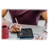 Adonit - Adonit Dash 3 Stylus di Precisione per iPad, iPhone, Samsung, Android e Touchscreens - Bronzo - Penna Touch - Classic