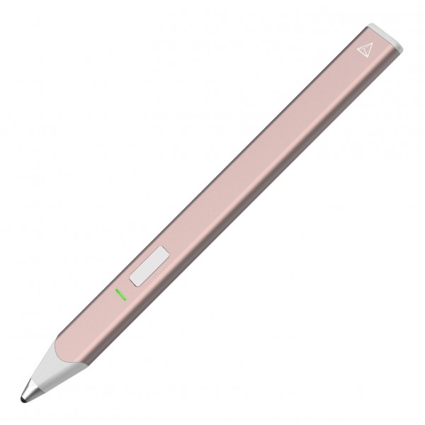 Adonit - Adonit Snap Fine Point iPhone Stylus for Apple and Android Phones - Gold Rose - Touch Pen - Bluetooth