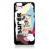 2 ME Style - Cover Massimo Divenuto Mickey Mouse Super - iPhone 8 / 7 - Cover Massimo Divenuto