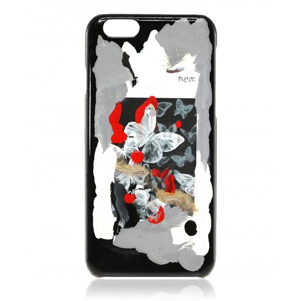 2 ME Style - Cover Massimo Divenuto Ray Butterflies - iPhone 8 / 7 - Cover Massimo Divenuto