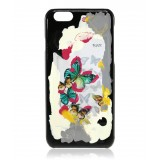 2 ME Style - Cover Massimo Divenuto CMYK Butterflies - iPhone 8 Plus / 7 Plus - Cover Massimo Divenuto
