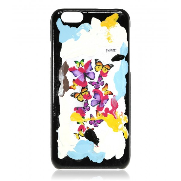 2 ME Style - Cover Massimo Divenuto Multi Butterflies - iPhone 8 Plus / 7 Plus - Cover Massimo Divenuto