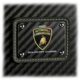 TecknoMonster - Lamborghini Squadra Corse - Sinossi Cabin Big Squadra Corse - Valigia in Fibra di Carbonio Aeronautico