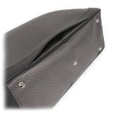 TecknoMonster - Automobili Lamborghini - Manhattan Automobili Lamborghini - Borsa Business in Fibra di Carbonio Aeronautico