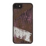 Wood'd - Vintage Black Cover - iPhone 8 / 7 - Cover in Legno - Vintage Collection